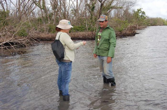 sancti spiritus, parque nacional caguanes, ecosistemas, huracan irma, yaguajay