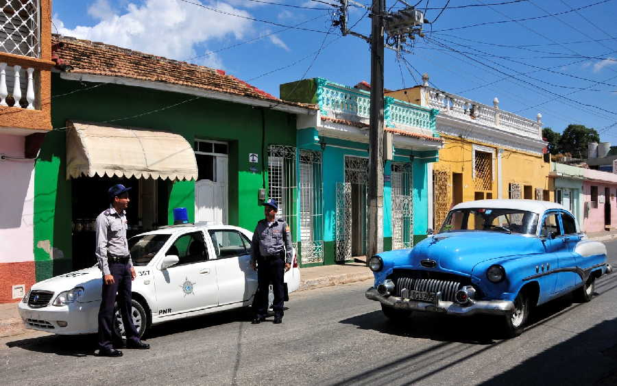 sancti spiritus, accidentes de transito, vialidad, seguridad vial