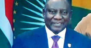 Sudáfrica, elecciones, , Ramaphosa