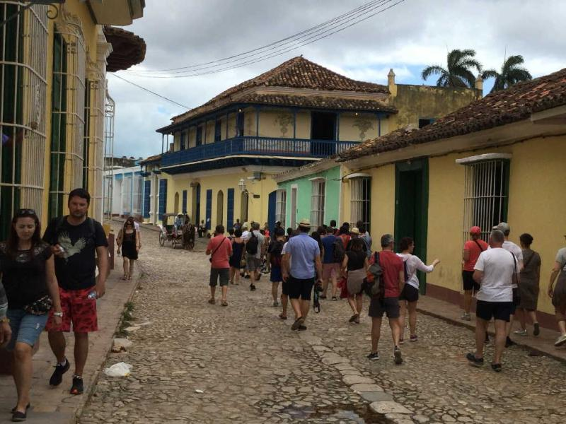 cuba, turismo, miguel diaz-canel, presidente de cuba, bloqueo de eeuu a cuba