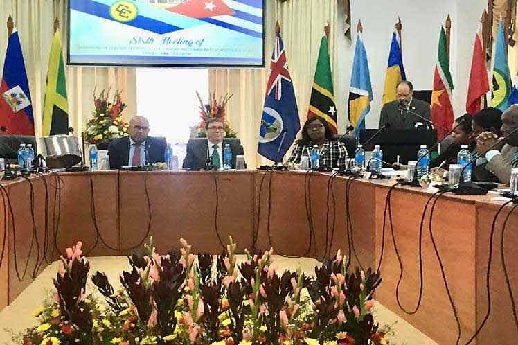 Inició VI Cumbre Caricom para estrechar alianzas y cooperación entre países miembros