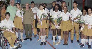 Raúl Castro, Díaz-Canel, educación, enseñanza especial