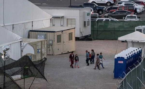 estados inidos, niños migrantes
