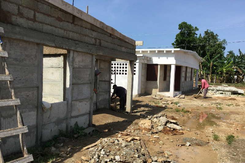 sancti spiritus, construccion de viviendas, huracan irma, yaguajay, mayajigua