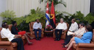 Cuba, Angola, Díaz-Canel