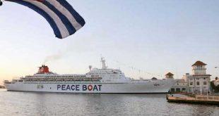 cuba, crucero por la paz, bloqueo de eeuu a cuba, japon