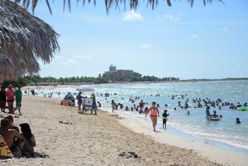 Verano, playa, Sancti Spíritus