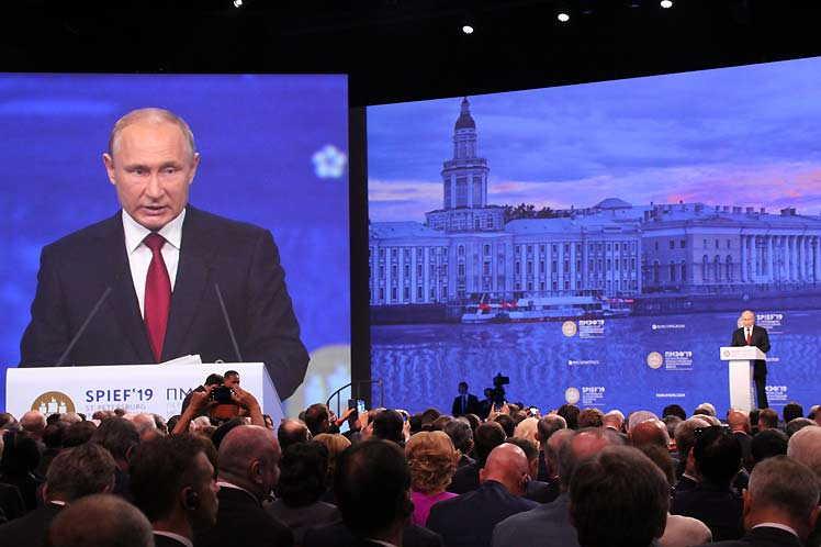 rusia, vladimir putin, economia