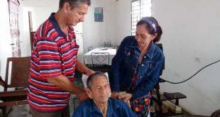 sancti spiritus, ancianidad, asistencia social, adulto mayor, envejecimiento poblacional