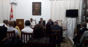 cuba, politica migratoria, emigracion, bruno rodriguez, canciller cubano