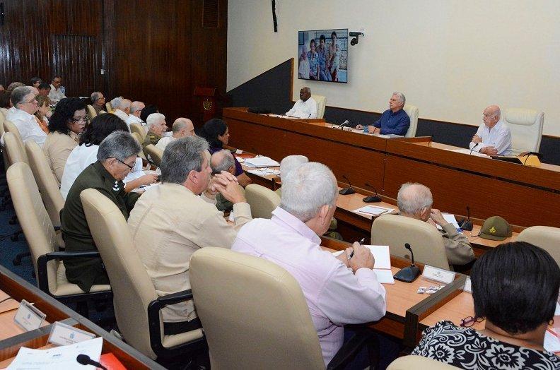 cuba, economia cubana, consejo de ministros, presidente de cuba, miguel diaz-canel