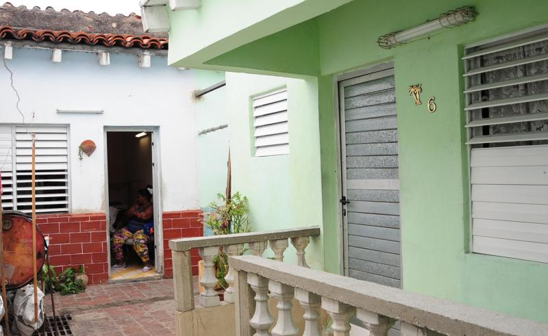 sancti spiritus, construccion de viviendas, fondo habitacional