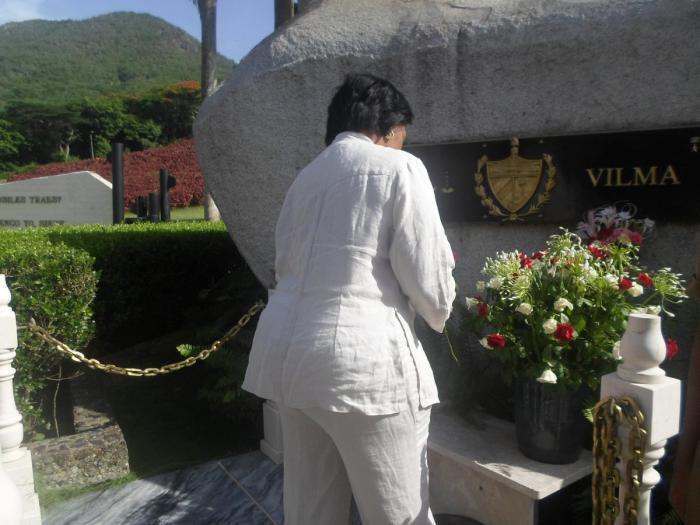 cuba, vilma espin, revolucion cubana, fmc, federacion de mujeres cubanas