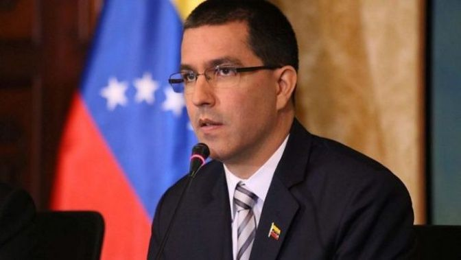 Arreaza lamentó que la OEA no atienda 'los problemas más sentidos de los pueblos de nuestra América'. (Foto: TeleSUR)