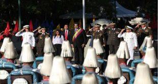 Venezuela, Fuerza Armada, Nicolás Maduro