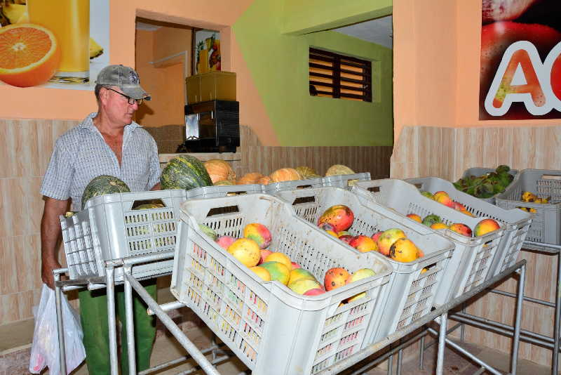 sancti spiritus, acopio, productos agricolas, taguasco