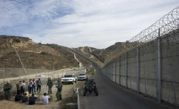 estados unidos, frontera estados unidos-mexico, inmigrantes