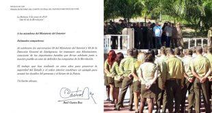 MININT, orden interior, Raúl Castro