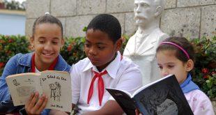 cuba, dia internacional de la infancia, niños