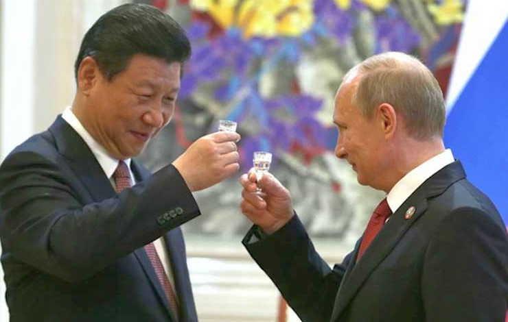 rusia, china, vladimir putin, Xi Jinping