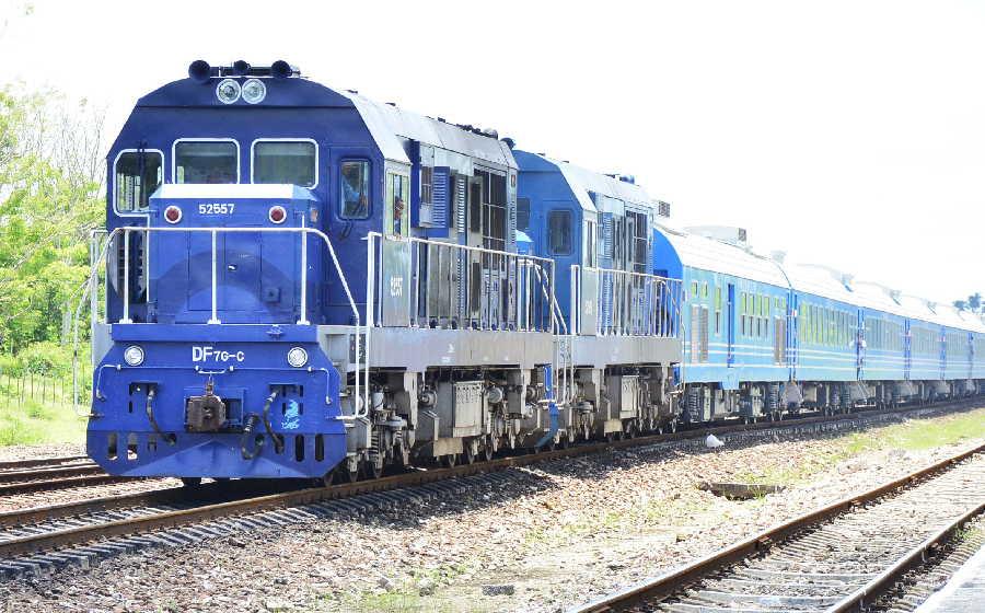 Dan a conocer los precios del servicio de pasajes en los trenes con coches chinos