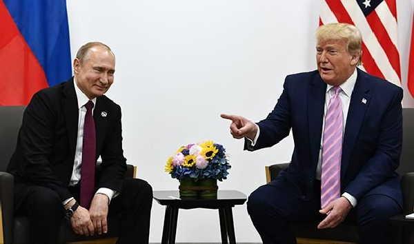 cumbre del g-20, g-20, donald trump, vladimir putin