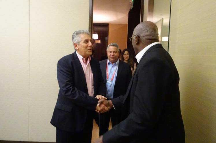 cuba, federacion sindical mundial, fsm, salvador valdes mesa, primer vicepresidente de cuba
