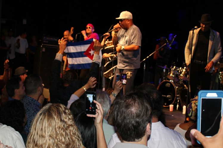 cuba, estados unidos, musica cubana, los van van, juan formell
