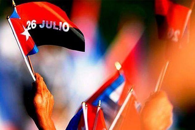 cuba, granma, asalto al cuartel moncada, 26 de julio, dia de la rebeldia nacional