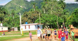sancti spiritus, verano, etapa estival, recreacion, campamentos de verano