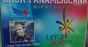 Panamericanos, Lima 2019, Sancti Spíritus