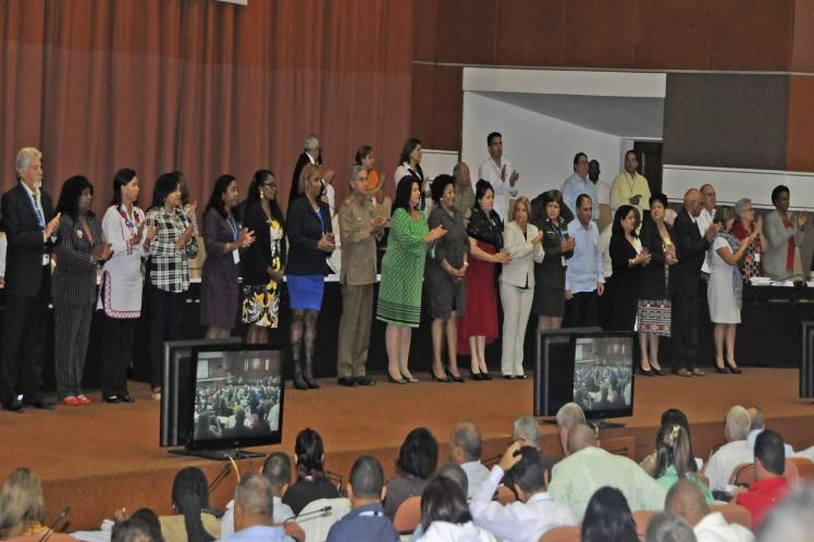 Consejo Electoral Nacional. (Foto: Cubadebate)