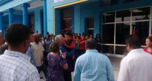 Díaz-Canel, Bayamo, 26 de Julio