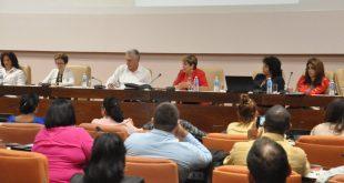 Parlamento, Cuba, Comisiones, Díaz-Canel