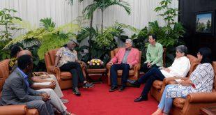 Cuba, Estados Unidos, Danny Glover, Díaz-Canel