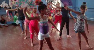 Danza escuela música