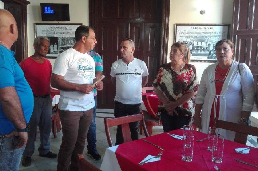trinidad, obras sociales, 26 de julio, asalto al cuartel moncada, ancon