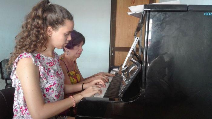 Enseñanza piano