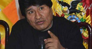 bolivia, evo morales, estados unidos, injerencia
