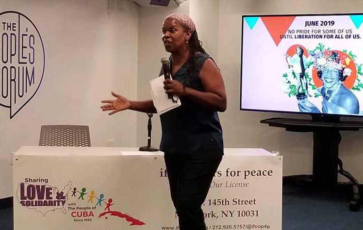 Pastores por la Paz, EE.UU. Cuba, bloqueo