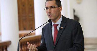 Venezuela, canciller, Jorge Arreaza