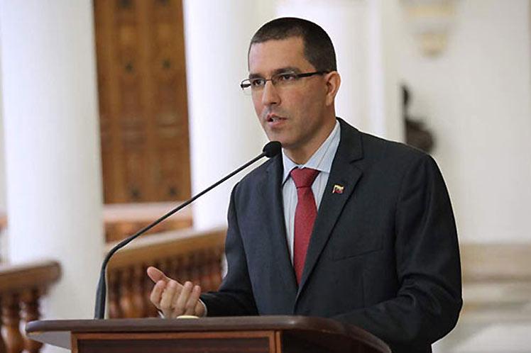 Arreaza subrayó la preocupación de los No Alineados ante la postura de Estados Unidos. (Foto: PL)