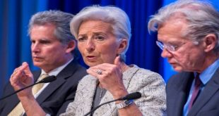 Unión Europea, FMI, Lagarde