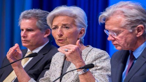 Me siento honrada por haber sido escogida para presidir el BCE, aseguró Lagarde.
