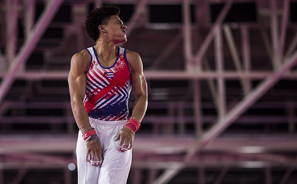 Huber Godoy, medallista de bronce en Lima 2019 (Foto: Irene Pérez/ Cubadebate)