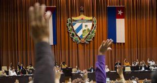 Parlamento, Cuba, Ley Electoral