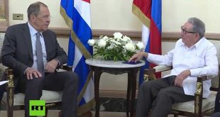 Cuba, Rusia, Raúl Castro, Serguei Lavrov
