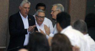 Asamblea Nacional, Parlamento, Raúl Castro, Díaz-Canel