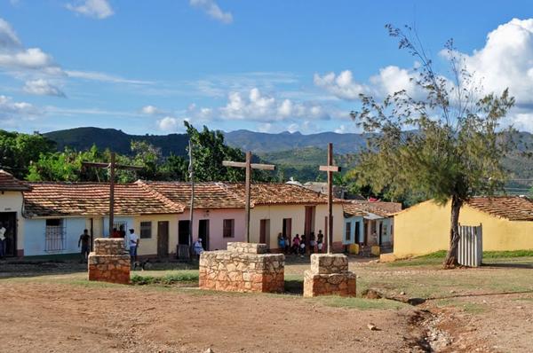 La gran influencia del esclavismo presente en Trinidad, hará de la sureña villa uno de los escenarios del estudio.