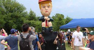 Donald Trump, Estados Unidos